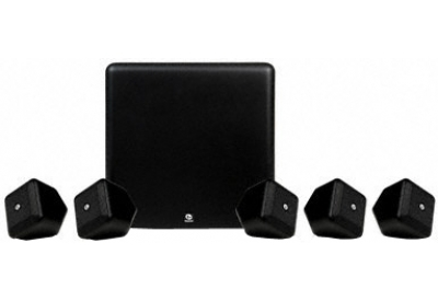 Boston Acoustics - SOUNDWAREXS51BK - Home Theater Systems