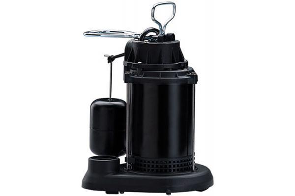 Large image of Wayne 1/3 HP Submersible Sump Pump - 57610-WYN1