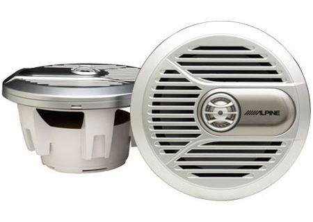 Alpine - SPR-M700 - Marine Audio Speakers