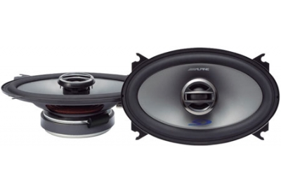 Alpine - SPS-406 - 4 x 6 Inch Car Speakers