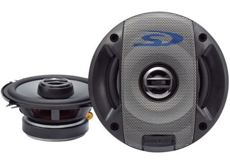 Alpine - SPS-500 - 5 1/4 Inch Car Speakers