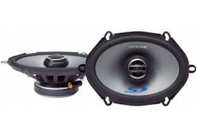Alpine - SPS-507 - 5 x 7 Inch Car Speakers