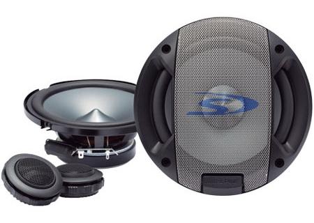 Alpine - SPS-600C - 6 1/2 Inch Car Speakers