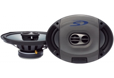 Alpine - SPS-609 - 6 x 9 Inch Car Speakers