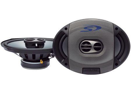 Alpine - SPS-609 - 6 x 9 Inch Car Speakers
