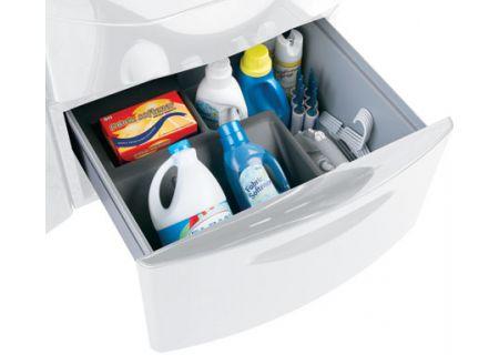 GE - SPSD157JWW - Washer & Dryer Pedestals