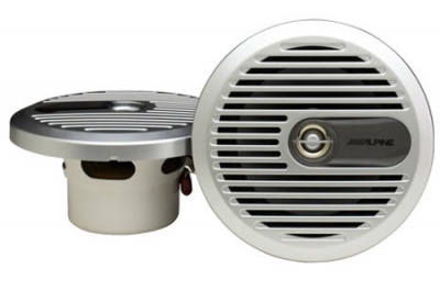 Alpine - SPS-M600 - Marine Audio Speakers