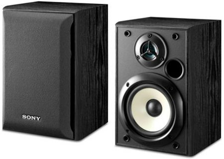 Sony - SS-B1000 - Bookshelf Speakers