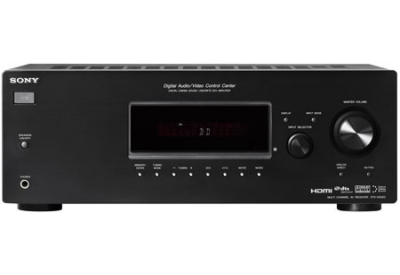 Sony - STR-DG520 - Audio Receivers