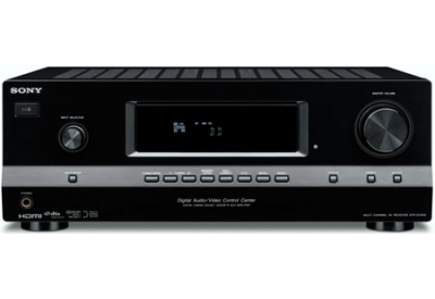 Sony - STR-DH500 - Audio Receivers