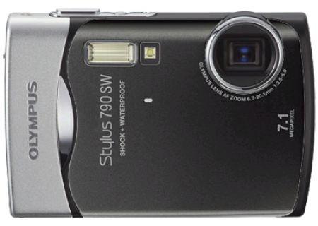 Olympus - Stylus 790 SW - Digital Cameras