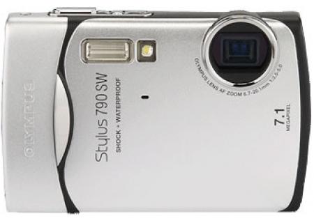 Olympus - STYLUS790SWS - Digital Cameras