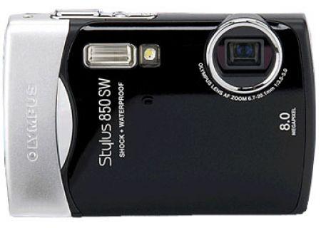 Olympus - STYLUS850SWB - Digital Cameras