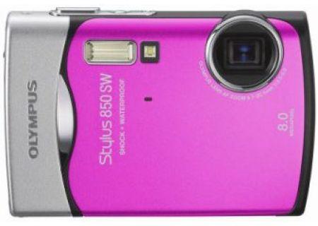 Olympus - STYLUS850SWP - Digital Cameras