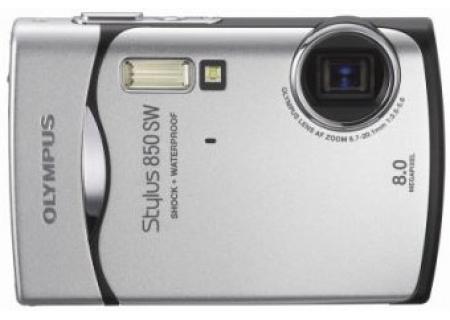 Olympus - STYLUS850SWS - Digital Cameras