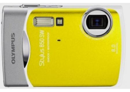 Olympus - STYLUS850SWY - Digital Cameras