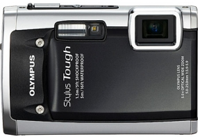 Olympus - STYLUS TOUGH-6020 BLACK - Digital Cameras