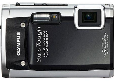 Olympus - STYLUS TOUGH-6020 BLACK - Digital Cameras