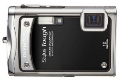 Olympus - Stylus Tough 8000 Black - Digital Cameras