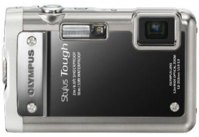 Olympus - STYLUS TOUGH-8010 Black - Digital Cameras