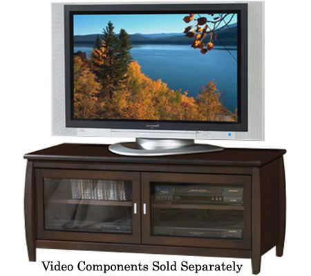 Tech craft avalon series tv stand swp48 abt for Tech craft tv stands