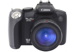 Canon - SX10 IS - Digital Cameras