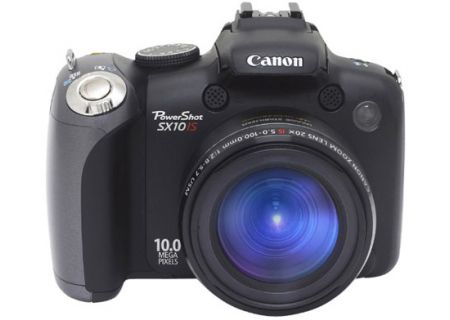 Canon - SX10 IS - Digital Cameras