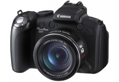 Canon - SX1 IS - Digital Cameras