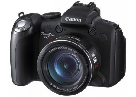 Canon - SX1 IS - Digital Cameras