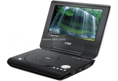 Coby - TFDVD7008 - Portable DVD Players