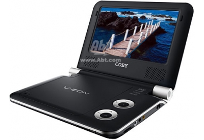 Coby - TFDVD7009 - Portable DVD Players