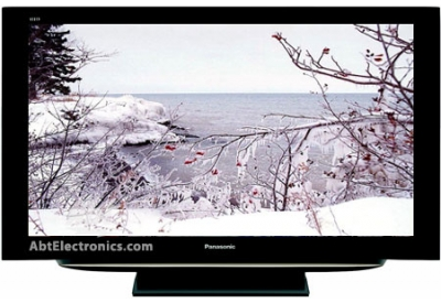 Panasonic - TH-46PZ85U - Plasma TV