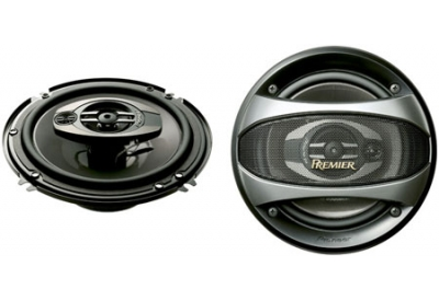 Pioneer - TS-A633P - 6 1/2 Inch Car Speakers