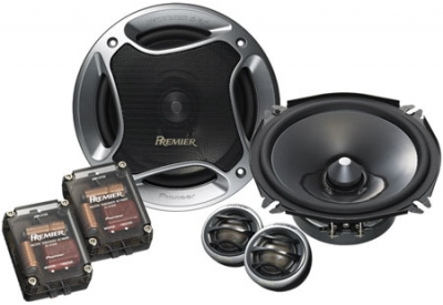 Pioneer - TS-A702C - 6 1/2 Inch Car Speakers