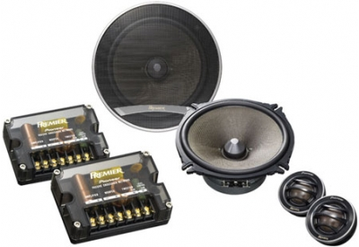 Pioneer - TS-D520C - 5 1/4 Inch Car Speakers