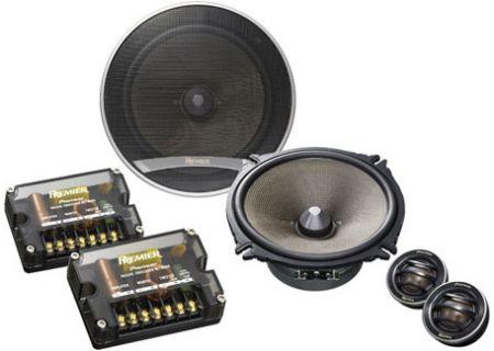 Pioneer - TS-D720C - 6 1/2 Inch Car Speakers