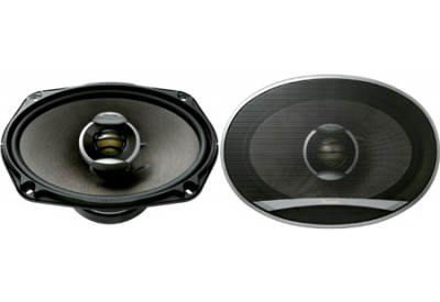 Pioneer - TS-D902P - 6 x 9 Inch Car Speakers