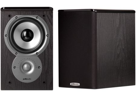 Polk Audio - TSI100BK - Bookshelf Speakers