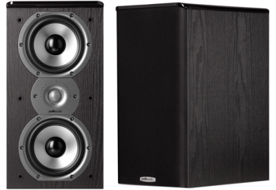 Polk Audio - TSI200BK - Bookshelf Speakers
