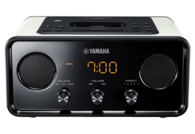 Yamaha - TSX70BG - Mini Systems & iPod Docks