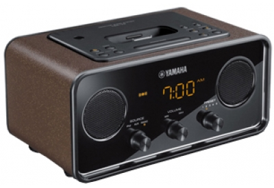 Yamaha - TSX70BR - Mini Systems & iPod Docks