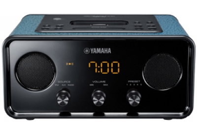 Yamaha - TSX70BU - Mini Systems & iPod Docks