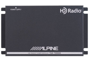 Alpine - TUA-T550HD - HD Radio - For Car