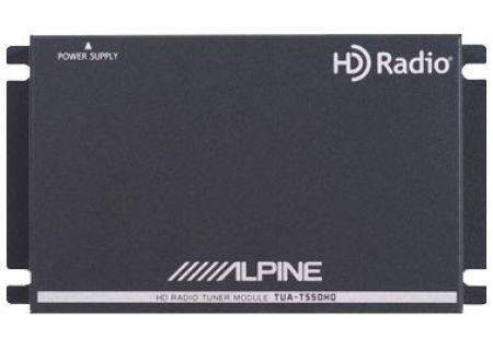 Alpine - TUA-T550HD - HD Radio - For Car