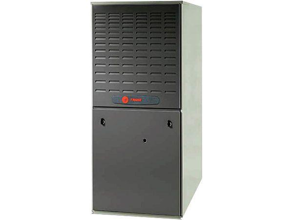 Trane Xl80 Two Stage Gas Heating Furnace Tud2c100a9482a