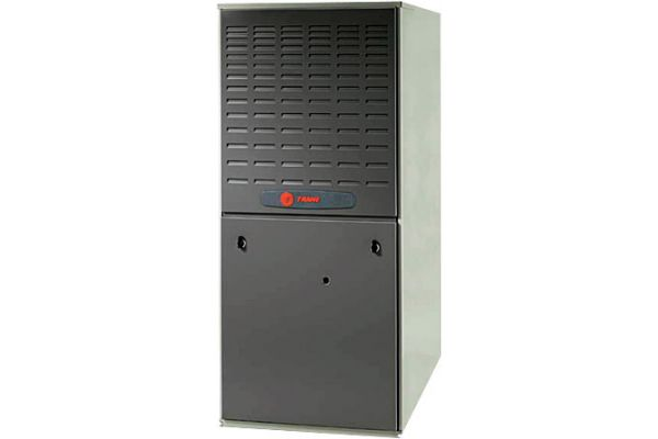 Large image of Trane XL80 Series Two-Stage Gas Heating Furnace - TUD2B100A9362A