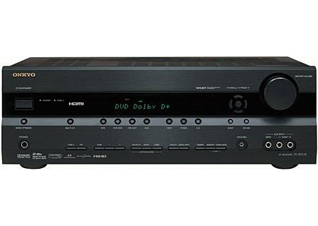 Onkyo - TX-SR576 - Audio Receivers