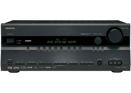 Onkyo - TX-SR606 - Audio Receivers