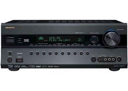 Onkyo - TX-SR707 - Audio Receivers