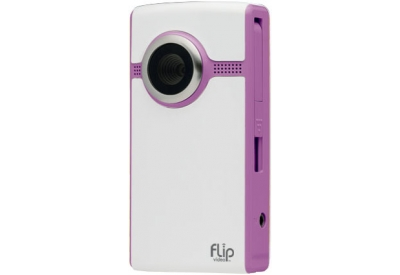 Flip Video - U1120P - Power of Pink